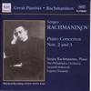 Klavierkonzerte Nr. 2 und 3 (Rachmaninoff) (1929, 1940)