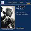Cellosuiten Nr. 1-6 (Casals) (1927-1939)
