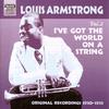 I've Got The World On A String (1930-1933)