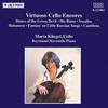 Virtuoso Cello Zugaben (Kliegel)