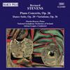Klavierkonzert / Dance Suite / Variationen