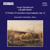 12 Etudes D' Execution Transcendante, Op. 11