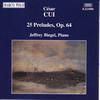 25 Prelude, Op. 64