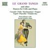 Großer Tango und andere Tänze für Cello und Klavier