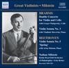 Doppelkonzert / Violinsonate Nr. 3 / Violinsonate Nr. 5 (1950-51)
