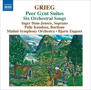 Peer Gynt Suites / Six Orchestral Songs