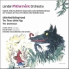Little red riding hood / The three little pigs / The snowman
