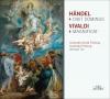 Vergrößerte Darstellung Cover: Händel: Dixit Dominus; Vivaldi: Magnificat. Externe Website (neues Fenster)