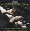 Blackwood plays Blackwood