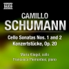 Cello sonatas Nos. 1 and 2