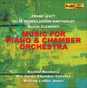 Music for Piano and Chamber Orchestra