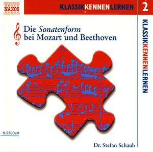 Die Sonatenform bei Mozart und Beethoven