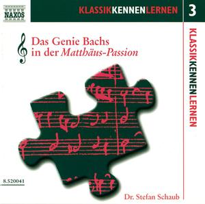 Das Genie Bachs in Der Matthäus-Passion