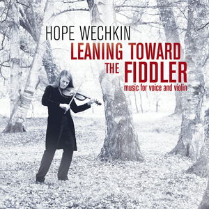 Leaning toward the fiddler