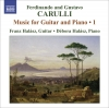 Music for Guitar and Piano, Vol. 1