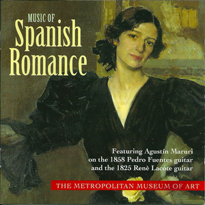 Music of spanish romance
