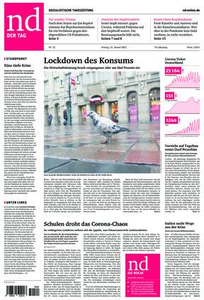 Neues Deutschland (15.01.2021)