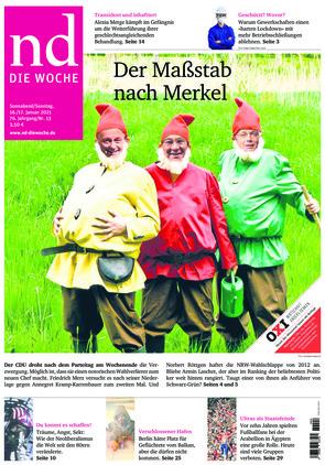 Neues Deutschland (16.01.2021)