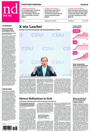 Neues Deutschland (18.01.2021)