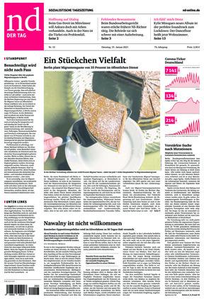 Neues Deutschland (19.01.2021)