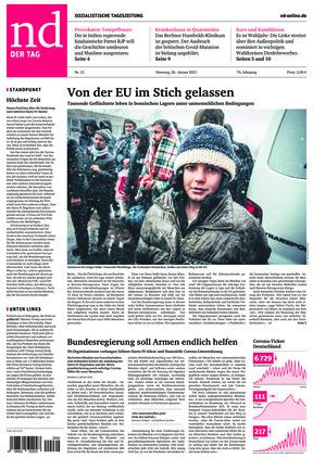 Neues Deutschland (26.01.2021)