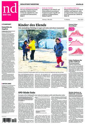 Neues Deutschland (02.03.2021)