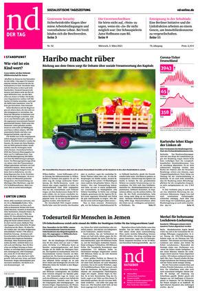 Neues Deutschland (03.03.2021)