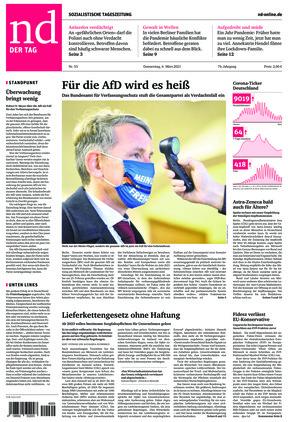 Neues Deutschland (04.03.2021)