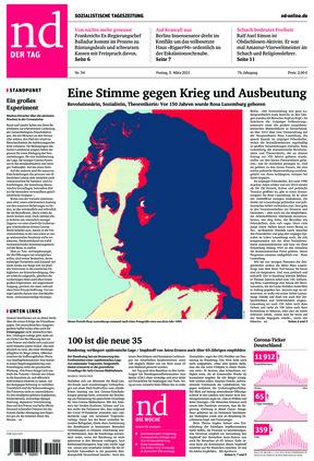 Neues Deutschland (05.03.2021)