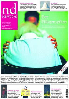 Neues Deutschland (10.04.2021)