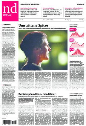 Neues Deutschland (12.04.2021)