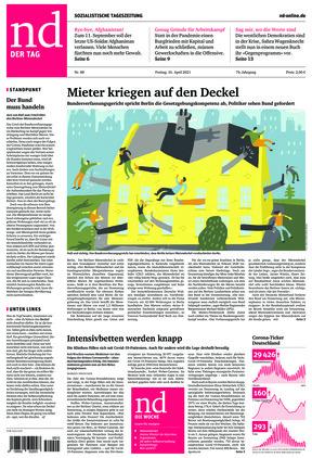 Neues Deutschland (16.04.2021)