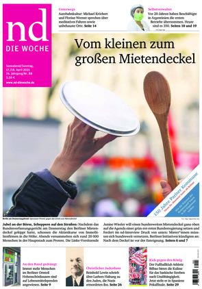 Neues Deutschland (17.04.2021)
