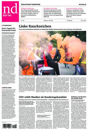 Neues Deutschland (03.05.2021)