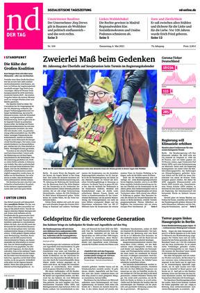 Neues Deutschland (06.05.2021)