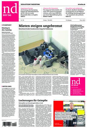 Neues Deutschland (07.05.2021)