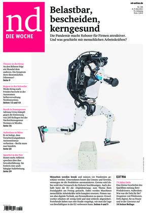 Neues Deutschland (08.05.2021)