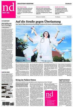 Neues Deutschland (12.05.2021)