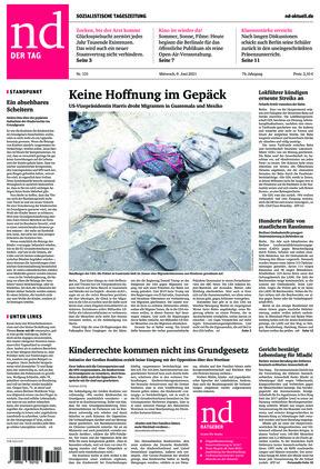 Neues Deutschland (09.06.2021)