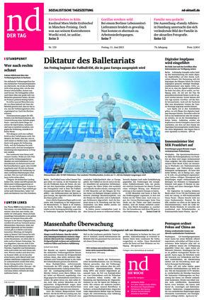 Neues Deutschland (11.06.2021)