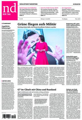 Neues Deutschland (14.06.2021)