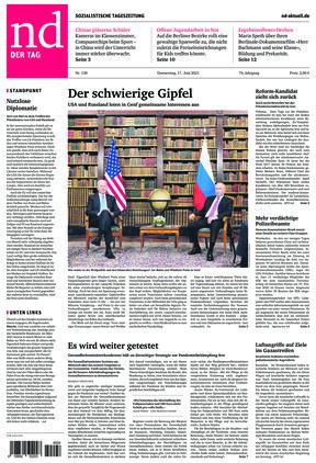 Neues Deutschland (17.06.2021)