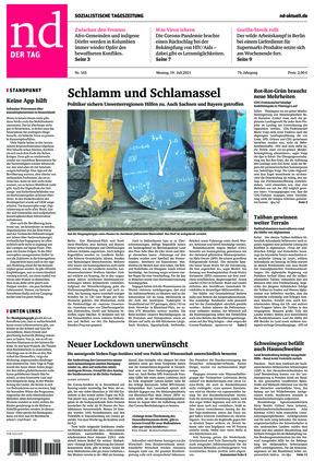 Neues Deutschland (19.07.2021)