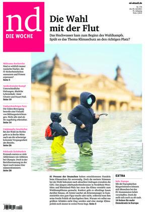 Neues Deutschland (24.07.2021)