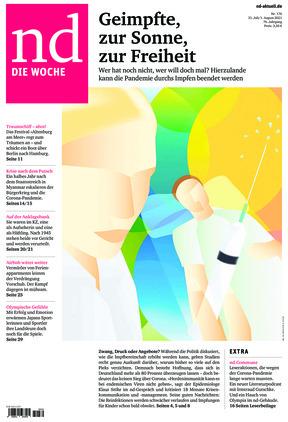 Neues Deutschland (31.07.2021)