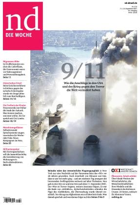 Neues Deutschland (11.09.2021)