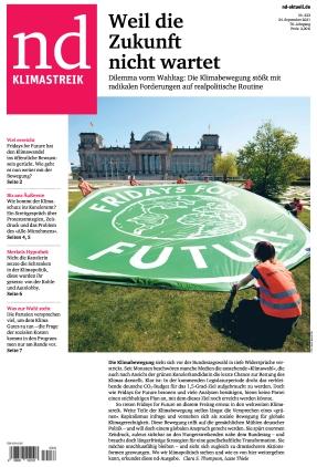 Neues Deutschland (24.09.2021)