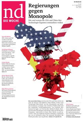 Neues Deutschland (16.10.2021)
