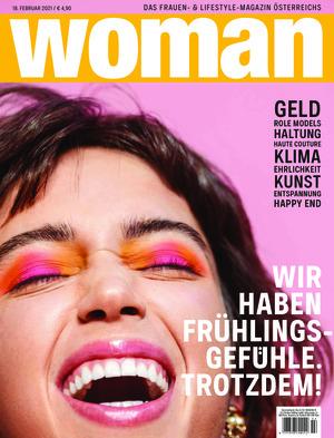 WOMAN (03-04/2021)