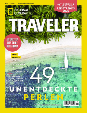 National Geographic Traveler (01/2020)